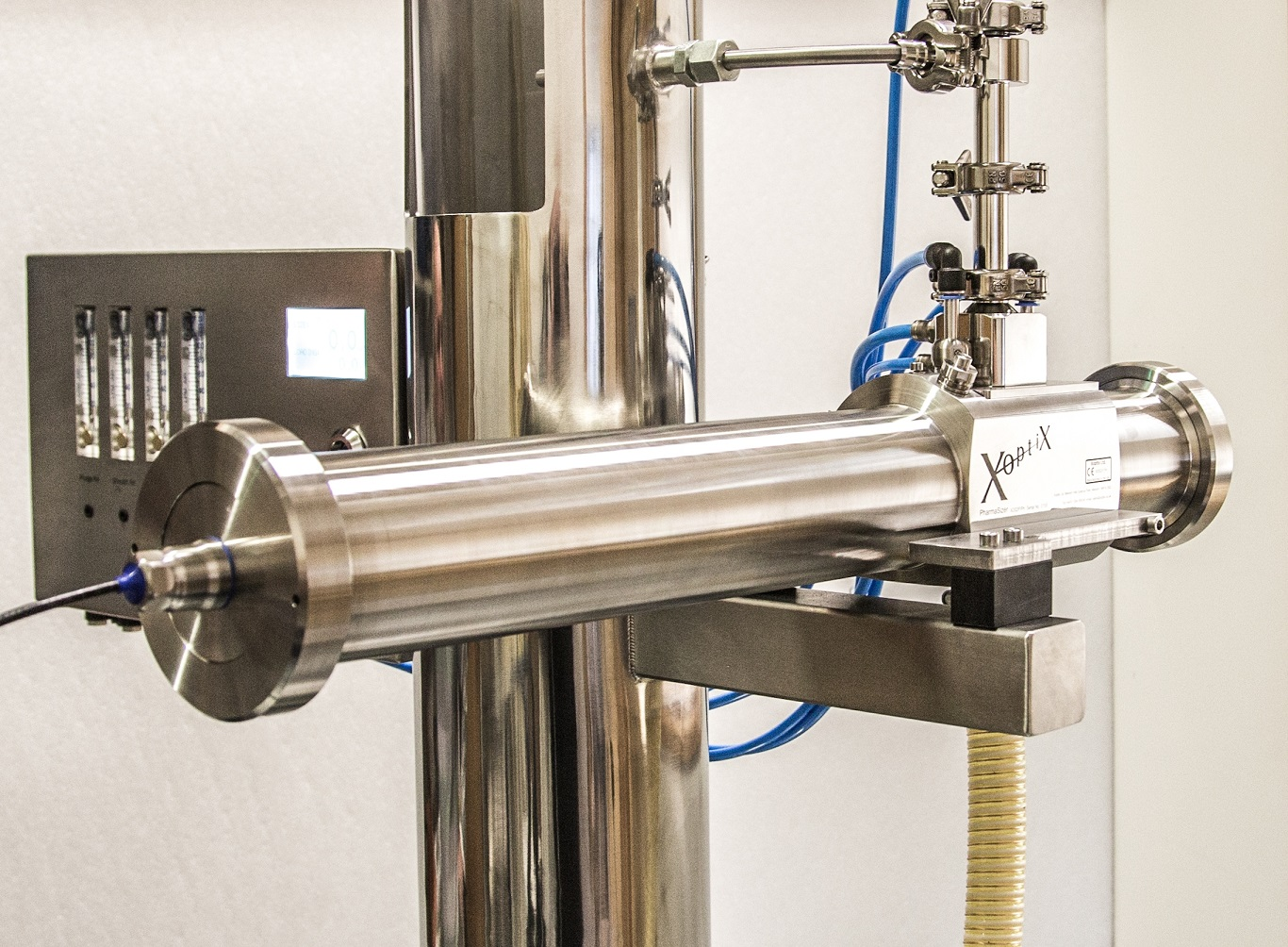 New Patented Particle Sizing For Pharma Industry